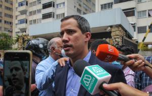 Guaidó: Lo que nos une a los pueblos de Venezuela y Cuba es la entereza