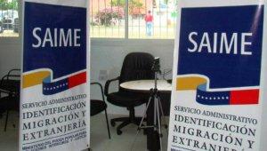 """Director del Saime asegura que """"hay material suficiente"""" para cédulas, pasaportes y prórrogas"""