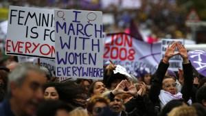 Al menos nueve mujeres fueron asesinadas en junio por violencia machista en España