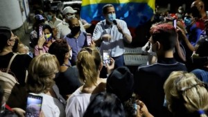 President Guaidó reiterated that Venezuelans must organize and mobilize in every sector to press for an agreement