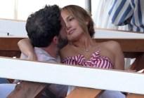 Las fotos de las románticas vacaciones de Jennifer Lopez y Ben Affleck en Italia