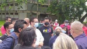 """Autoridades de la UCV no participaron en el proceso de """"recuperación"""" ordenado por el régimen de Maduro"""