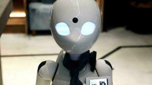 Café con robots de Tokio apuesta por la inclusión (Video)