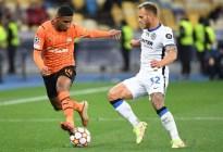 Shakhtar e Inter le hicieron un favor al Real Madrid tras neutralizarse mutuamente