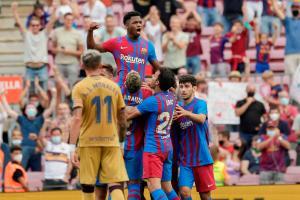 Se queda: Barcelona apuesta TODO por Ansu Fati y busca un nuevo aire para el club