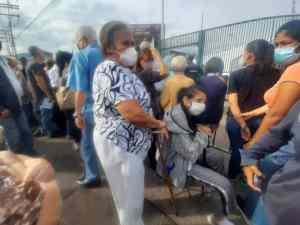 El calvario de los abuelos en Táchira para recibir la segunda dosis de Sputnik V
