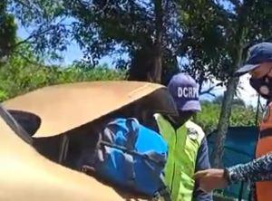 Taxista fue sometido por la PNB mientras se trasladaba de San Cristóbal a Caracas (Videos)