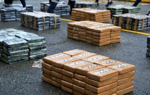 Incautaron en Panamá más de mil paquetes de droga que iban a Francia y Bélgica