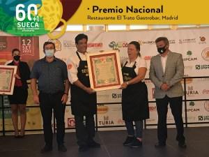 Cocinaron a fuego lento un premio internacional: Dos venezolanos se proclamaron reyes de la paella en España