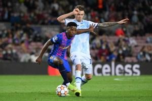 Barcelona logró su primera victoria en Champions ante el Dinamo de Kiev