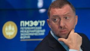 FBI registró la casa del multimillonario ruso Oleg Deripaska en Washington
