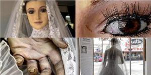 """""""La Pascualita"""": Habría embalsamado a su hija y puesto como maniquí en su tienda en México (Fotos)"""
