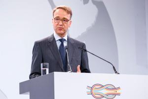 Jens Weidmann dimite como presidente del Bundesbank, el banco central de Alemania