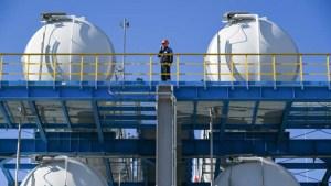 Rusia opta por no aumentar el suministro de gas natural a Europa