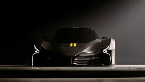 Project Chaos, auto de tres mil caballos de fuerza construido con impresoras 3D