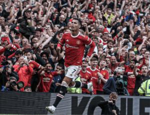 Con golazo de Cristiano Ronaldo, Manchester United le dio vuelta al partido contra Atalanta
