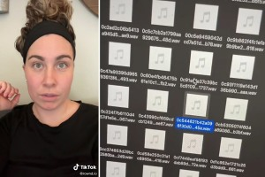 Una mujer encontró una carpeta de Amazon con miles de grabaciones desde los dispositivos en su casa (VIDEO)
